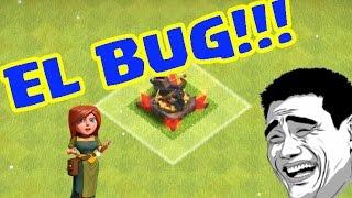 El bug de la ballesta!!! | Clash of Clans | [Español]