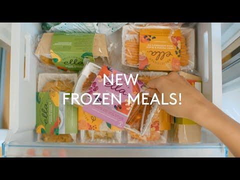 We've Made Frozen Meals For You!!!