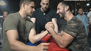 Arm Wrestling at Washington Square NYC 2019 PART 2