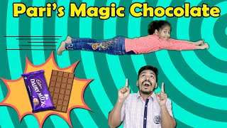 Pari's Magical Chocolate | Short Film\Fun Story | Pari's Lifestyle
