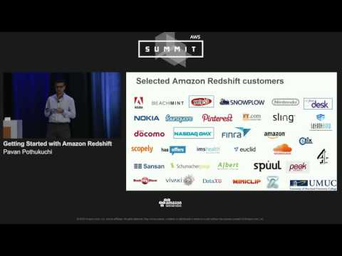 AWS Summit Series 2016 | Chicago - Getting Started with Amazon Redshift