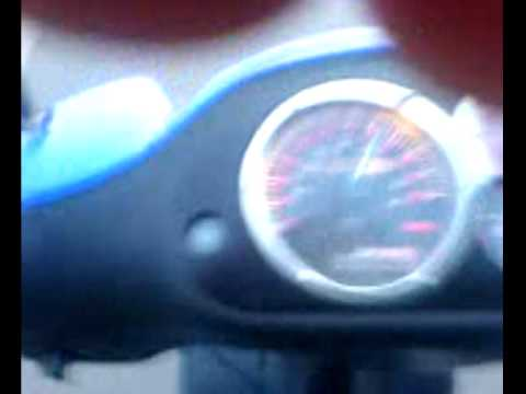 piaggio nrg tachoansicht top speed - youtube