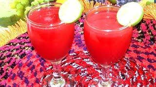 তরমুজের শরবত রেসিপি    Watermelon juice Recipe    Tormujer sorbot     তরমুজের জুস রেসিপি