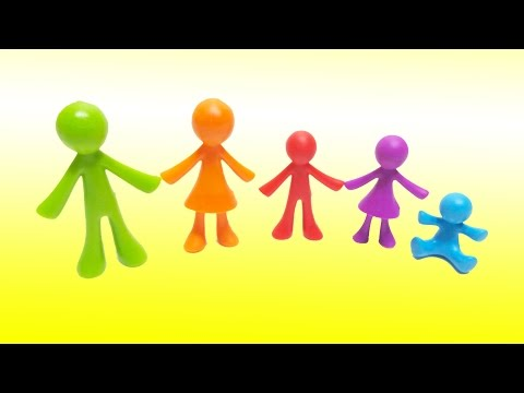 Learning Resources Finger Family | Learn Colors Daddy Finger Song