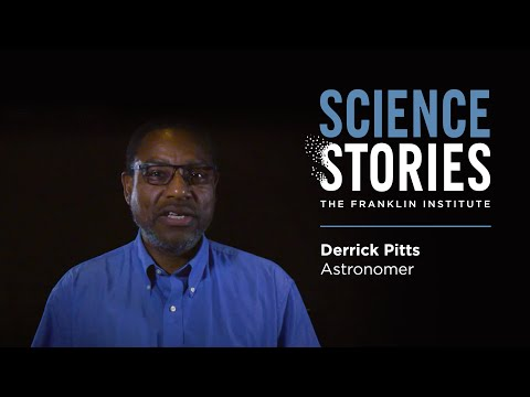 Science Stories: Derrick Pitts