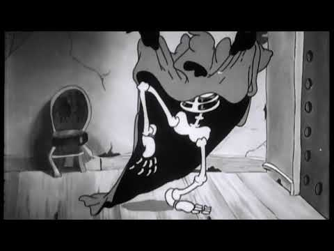 Микки Маус—Дом с призраками– (1929)
