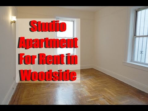 Studio apartment for rent in Woodside Queens NY