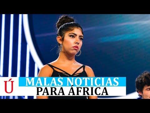 Malas noticias para África a unas horas de la Gala 3 de Operación Triunfo 2018 según las encuestas