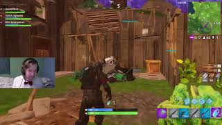 Squad game with Hand of Blood and Splatterman with an insane finish