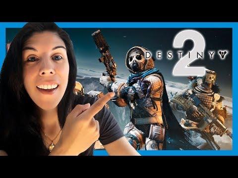 Destiny 2 ¡A por misiones y contratos! | Gameplay Español