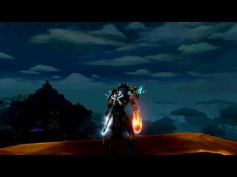 Wow | BFA Destruction warlock vs the alli team