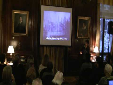 "NYSL: Megan Marshall on ""Margaret Fuller: A New American Life"""