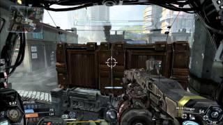 "Titanfall 1080p Max Settings (Insane) First Game ""Titanfall Gameplay"""