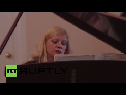 LIVE: Valentina Lisitsa to give concert in Donetsk