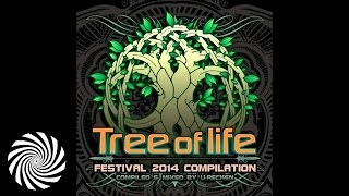 Tree Of Life Festival 2014 mixed by U-Recken