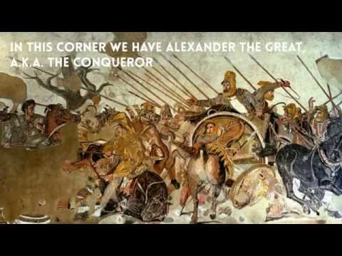 World Numismatic Video on the Coinage of Alexander