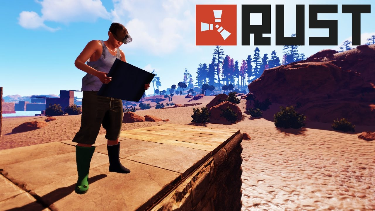 Rust rust building tips and tricks for Construction tips and tricks