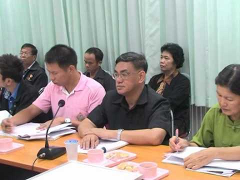 19 พ.ย. 55 ประชุมอนุกรรมการจำนำข้าว