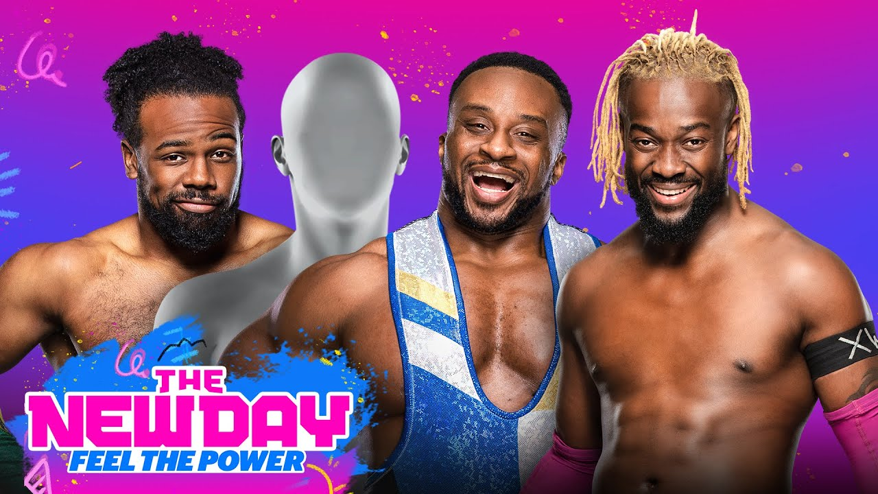 Meet the fourth member of The New Day: The New Day: Feel the Power, July 13, 2020