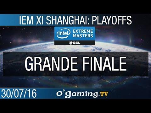 Grande finale - IEM XI Shanghai