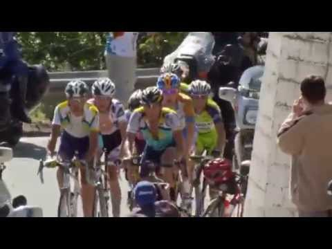 The Armstrong Lie Contador attacks Armstrong