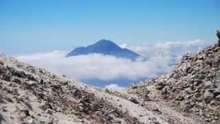 Guatemala - Volcano Tajumulco 4220m (2010)