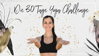30 Tage Yoga Challenge mit Mady Morrison 2019 | Good Vibes Only !