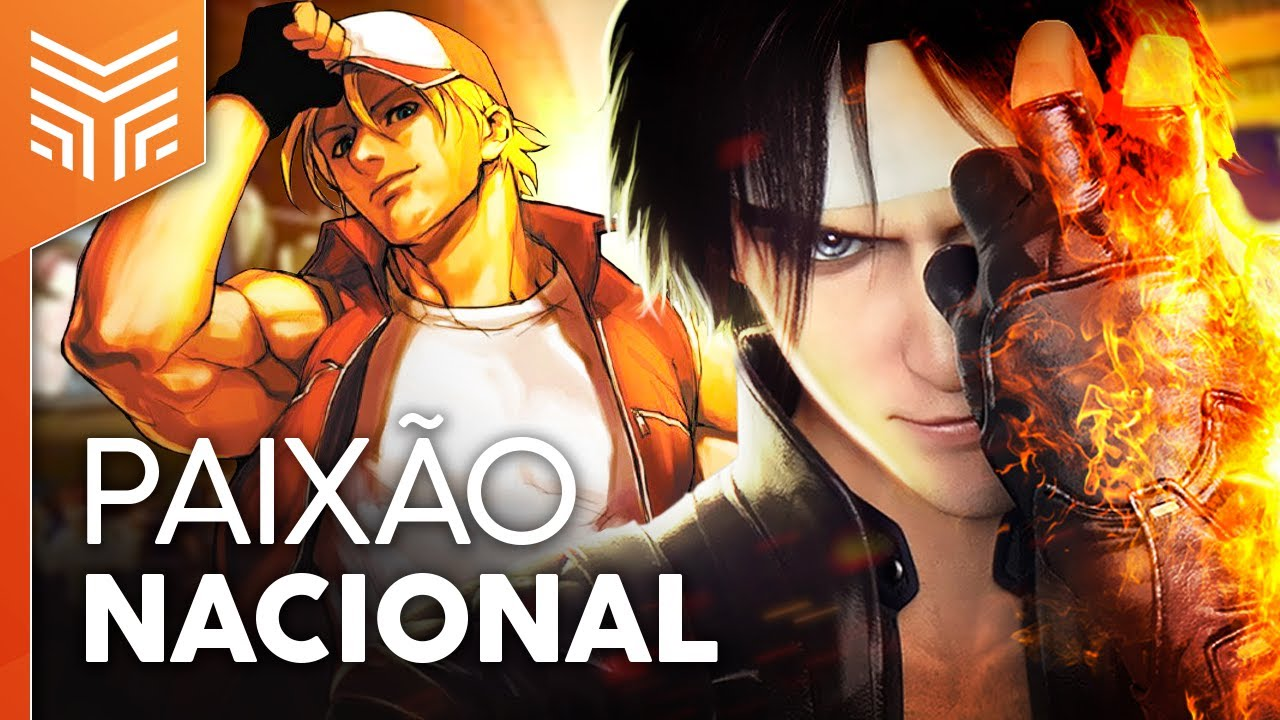 POR QUE THE KING OF FIGHTERS É PAIXÃO NACIONAL?