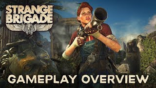 Strange Brigade - Gameplay Overview | PC, PS4, Xbox One