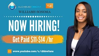 3 Work from Home Jobs Open Now! Get Paid $11-$14/hr (Worldwide)
