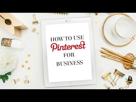 Pinterest Expert Reveals How to use Pinterest for Business