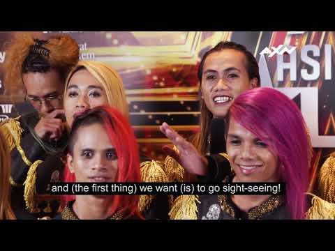 DM-X Comvalenoz Stole Our Hearts | Asia's Got Talent 2017