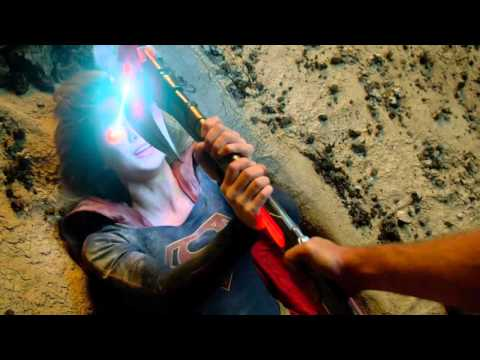 Supergirl/Flash Music Video