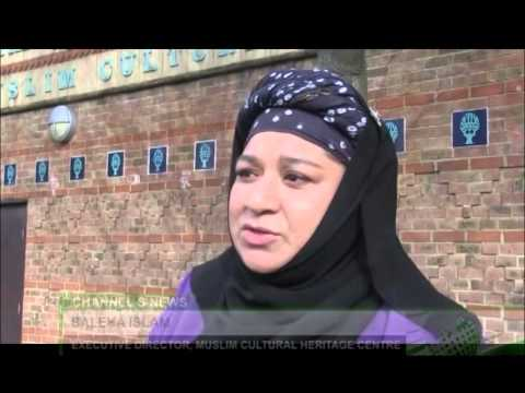 Saleha islam appointed UK 's first female executive director of one of the leading mosques.