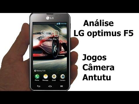 LG Optimus F5 - Análise do Aparelho [Review Brasil]