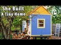 She Built a Tiny House and Found Financial Freedom & Community