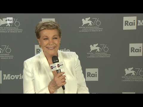 Tv Call - Julie Andrews - Venezia 76