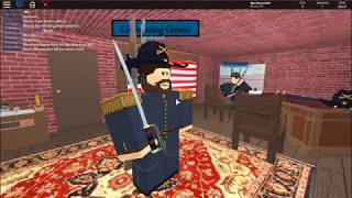 RNNEWS (Roblox News Network) - [TWW] The Union Army - Base tour Part 1 (1-2)