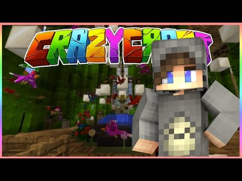 MYSTERY PRANKS!? - Minecraft Crazy Craft 3.0 - Ep.37