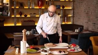 Шеф - повар ресторана «Каре»