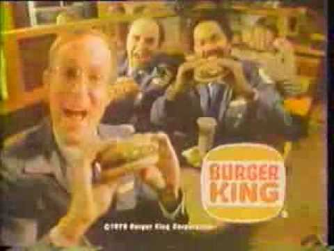 Burger king 2014 commercial - 5 7