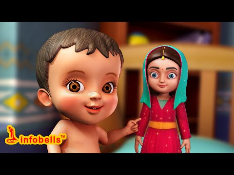 download பொம�மையம�மா | Tamil Rhymes & Baby Songs for Children | Infobells