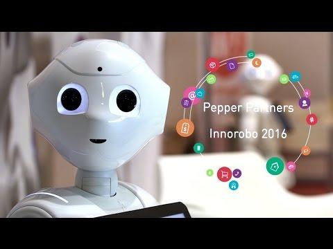 Amadeus Innovation: Meet '1A-TA' - Developed in Partnership with SoftBank Robotics Europe