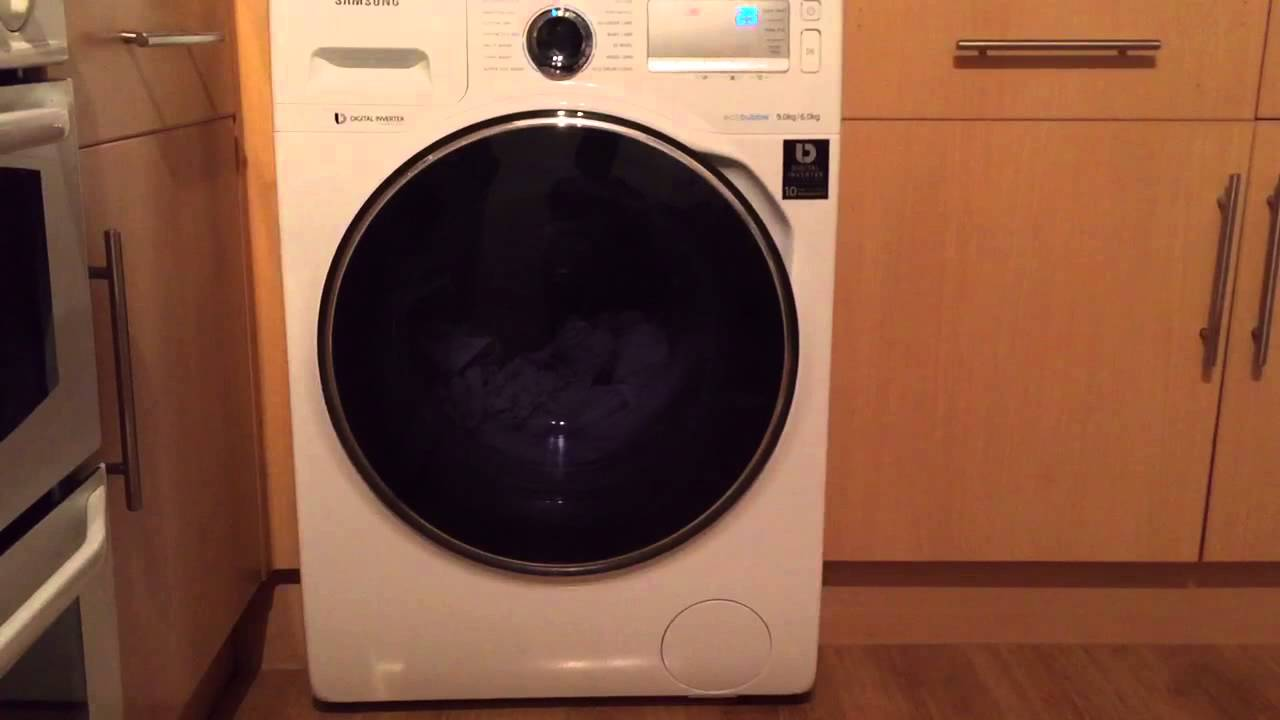 Samsung ecobubble 9kg washer dryer review - YouTube 4b27bb9eb1