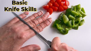 Culinary 411 - Basic Knife Skills