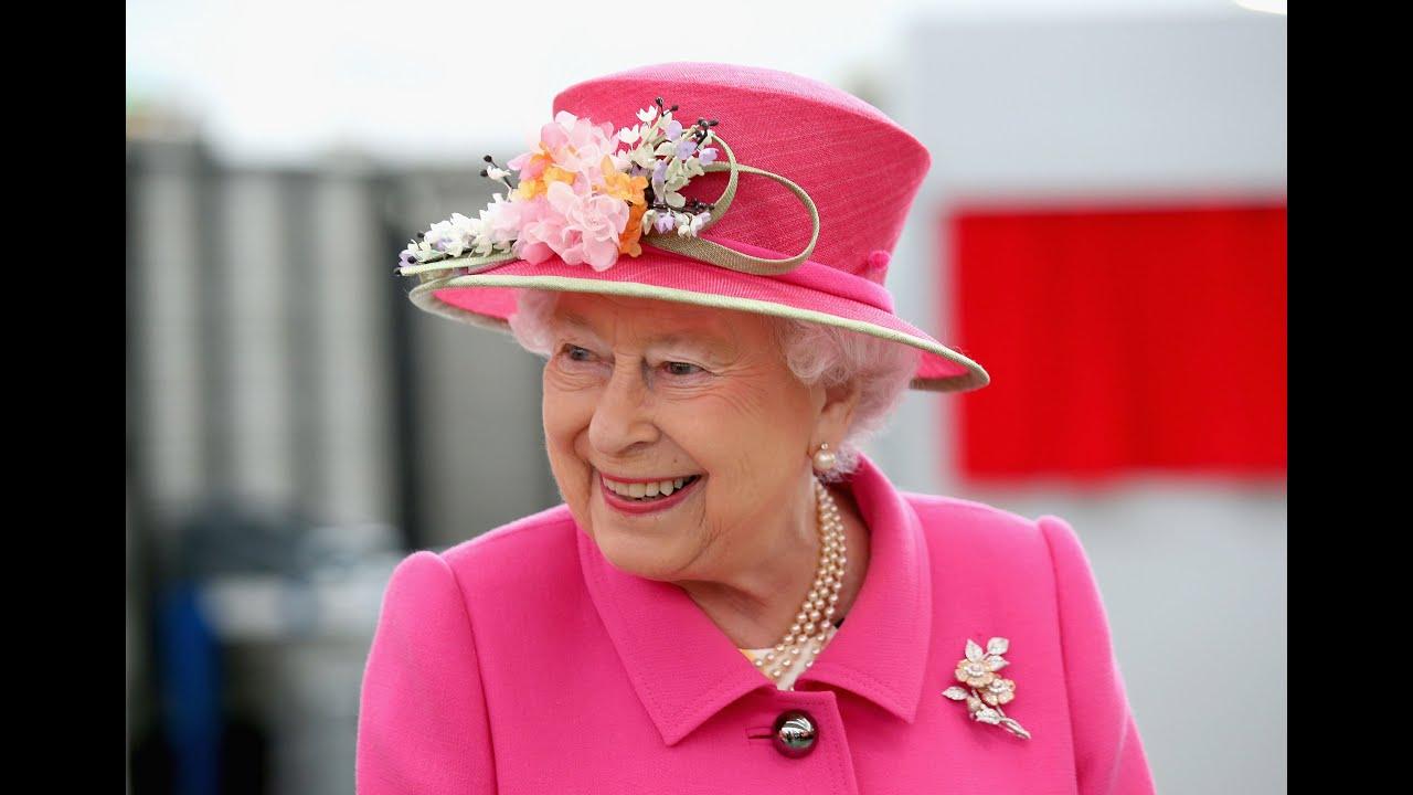 Queen Elizabeth II Defender of