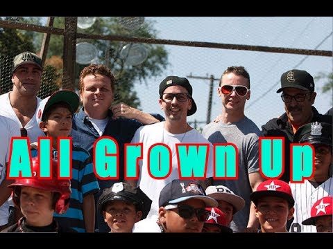 THE SANDLOT CAST GROWN UP!  Filmbusters