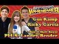 RICKY GARCIA & GUS KAMP from BEST FRIENDS WHENEVER Talk Girls + Landry Bender, Ben & Matt Royer