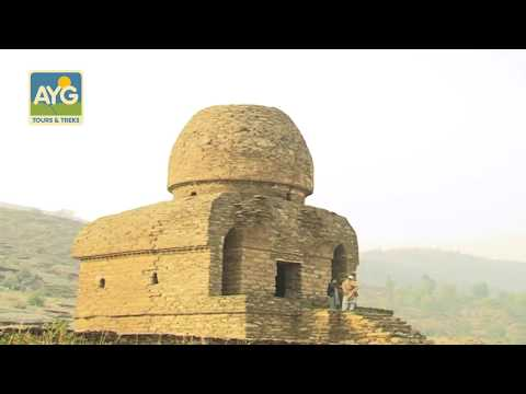 Gumbat Double Dom Stupa  | Archeology  | Budha