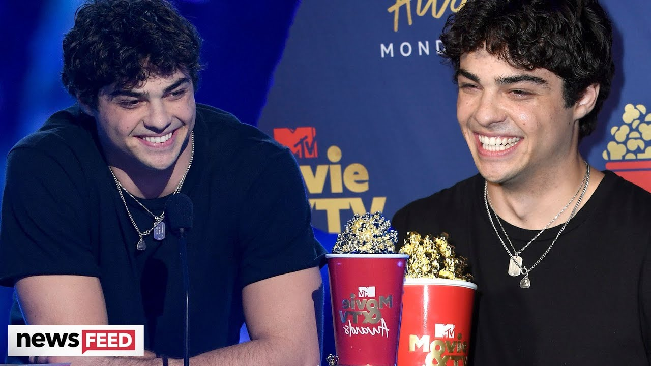 Noah Centineo WINS BIGGEST Awards At MTV Movie & TV Awards